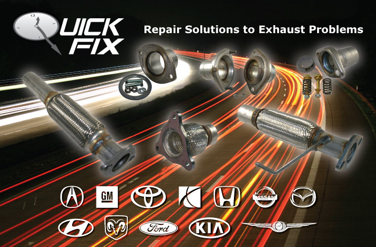FX Exhaust Repair Solutions to Exhaust Problems