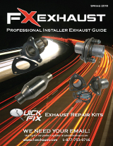 FX Exhaust Spring 2016